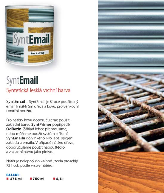 SyntEmail 2,5l